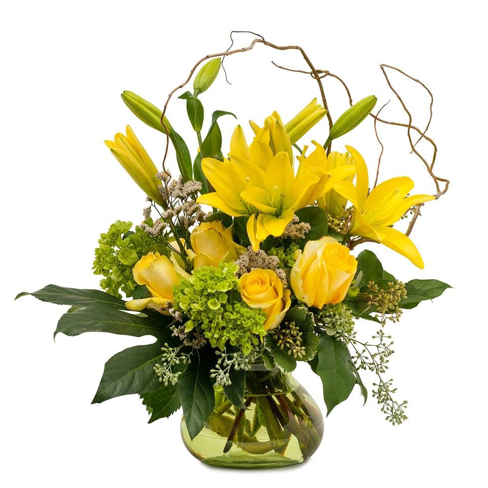 Make Someone Happy Flower Forrest